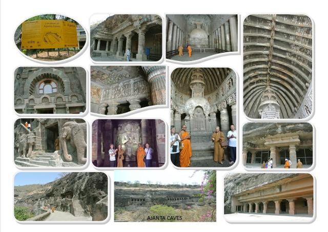 AJANTA CAVES 1