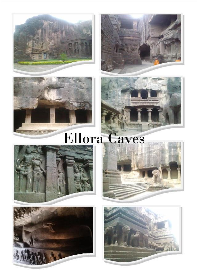 Ellora Caves 2