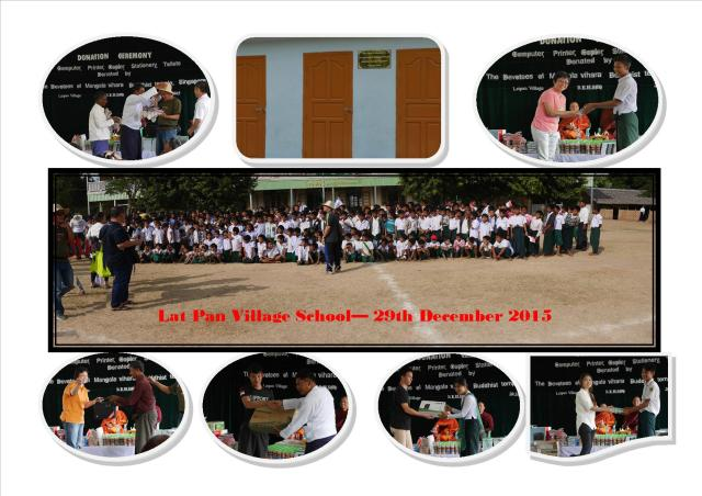 Lat Pan Village sch dec 29