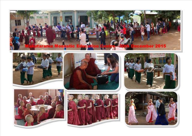 Makutarama Monastic Ed Cte Dec 30 15
