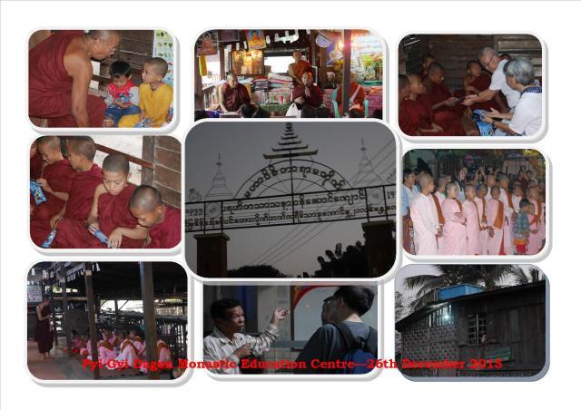 Pyi Gyi Dagon Monastic Ed Cent