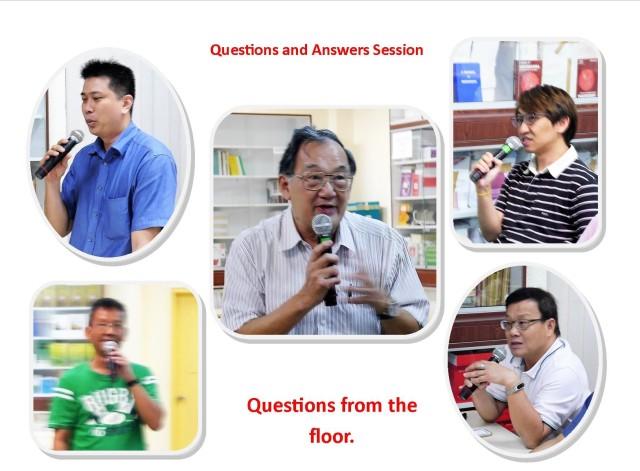 Q n A Dhamma Talk Oct 2 17