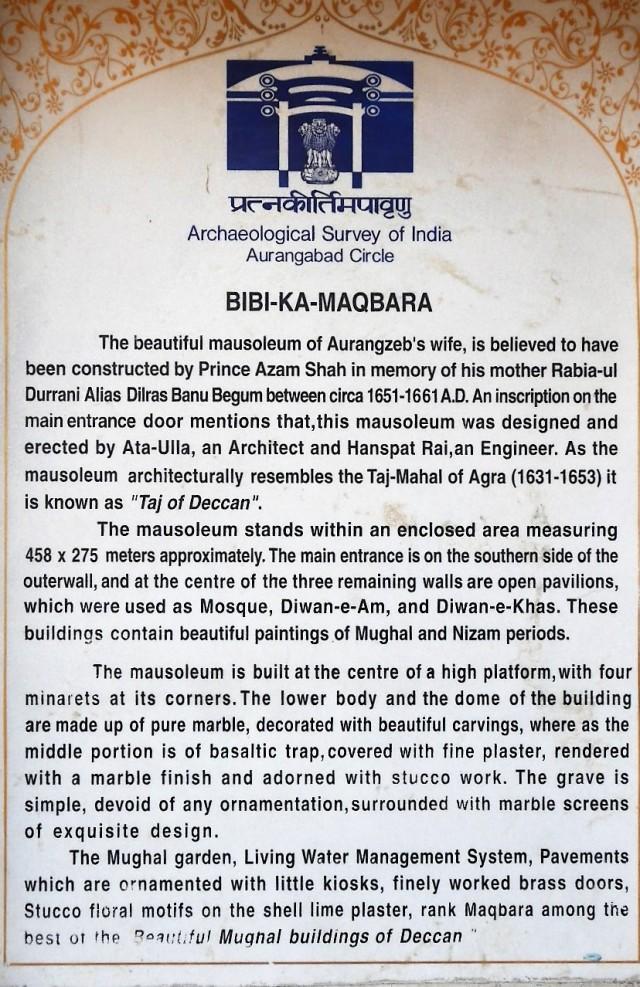 Bibi Ka Maqbaba