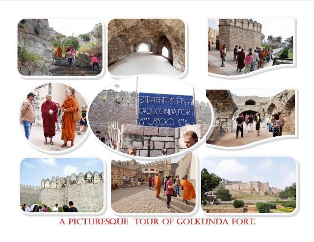 Golkunda Fort